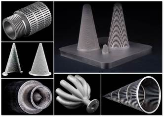 Metal 3D Printing in Filtration